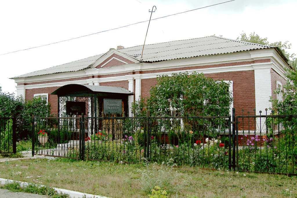 Районный краеведческий музей им. В.К.Егорова
